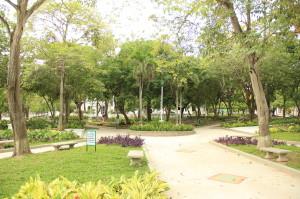 Parque_Santander_Barranquilla